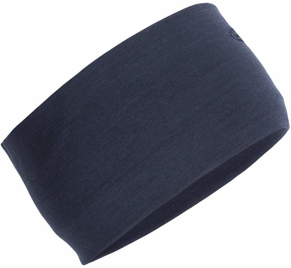 Icebreaker Hut »Chase Headband« in grau