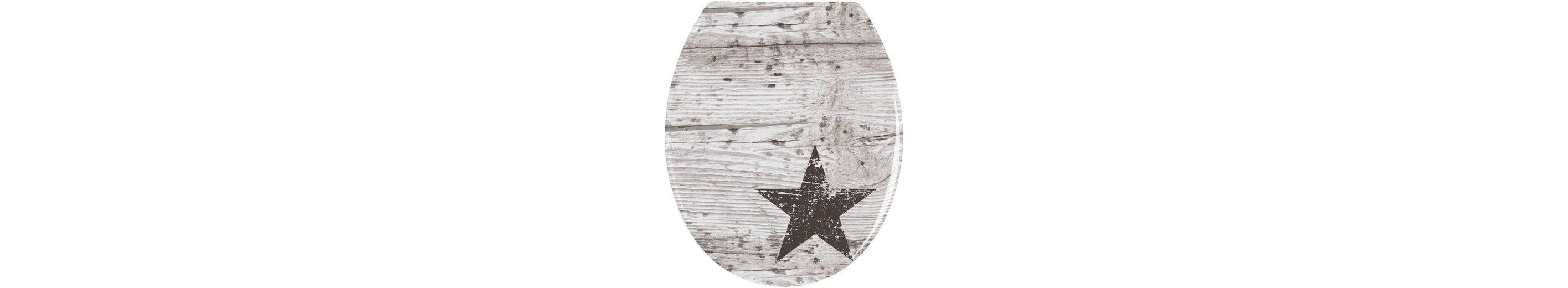 WC-Sitz »Star«