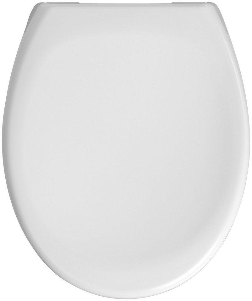 WC-Sitz »Ottone«, Mit Absenkautomatik in weiß