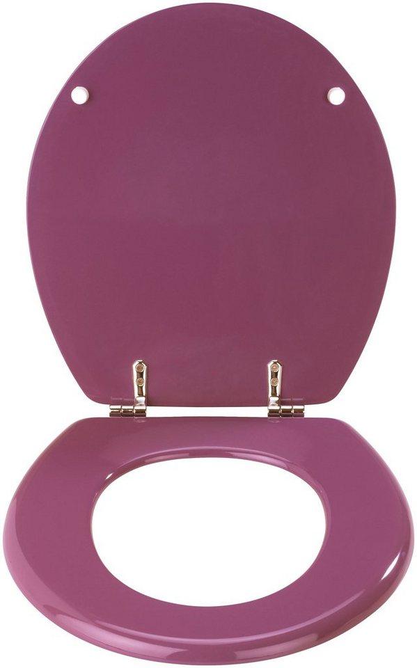 WC-Sitz »Prima« in lila