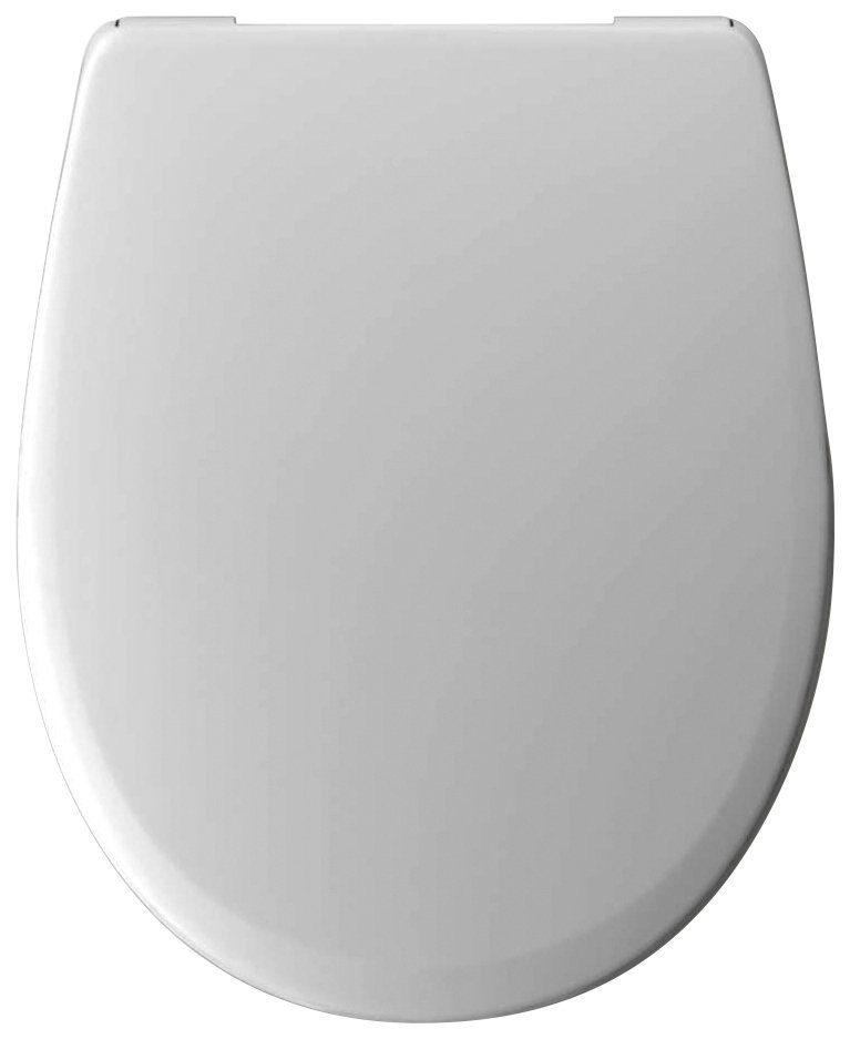 Wenko WC-Sitz »Alassio Deluxe WC-Sitz«, Mit Absenkautomatik