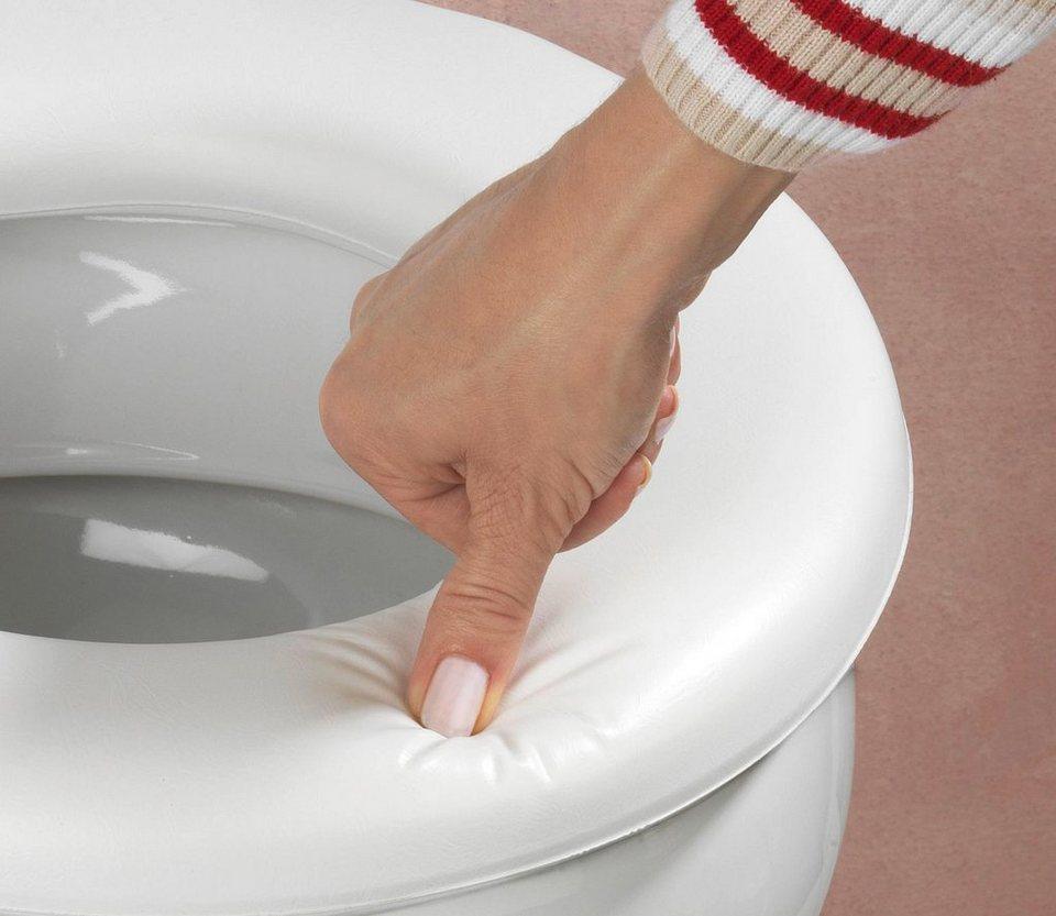 WC-Sitz »Soft Rose« in bunt