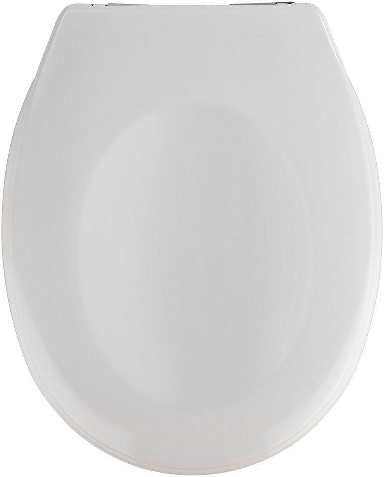 WC-Sitz »Savio«, Mit Absenkautomatik in weiß