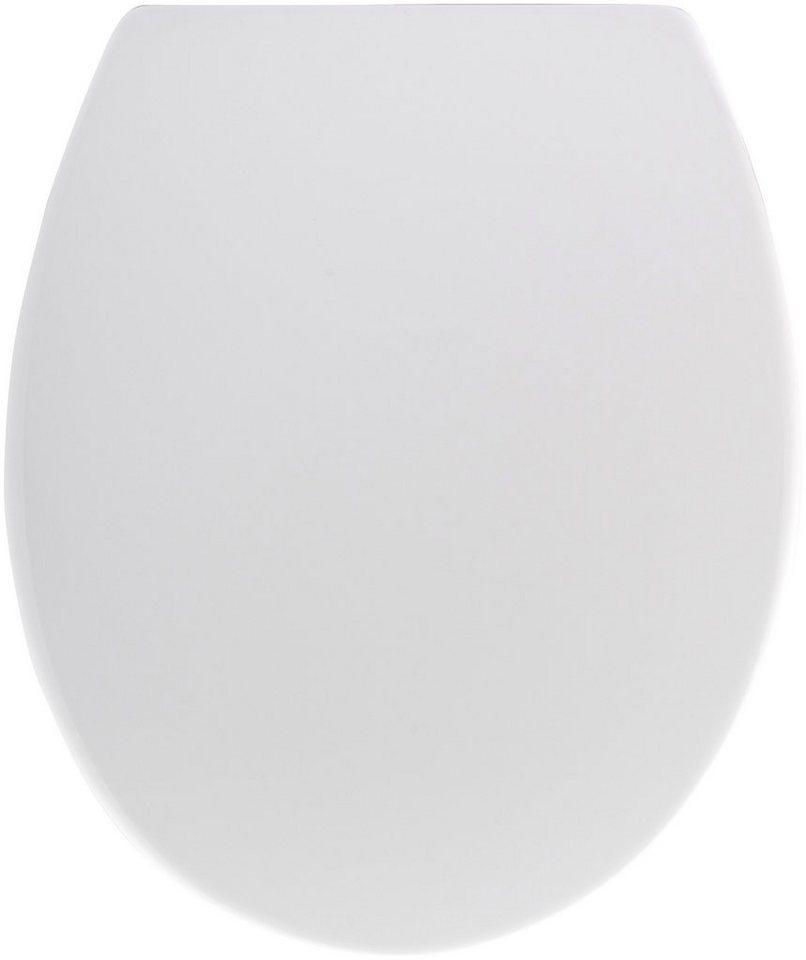 WC-Sitz »Cento«, Mit Absenkautomatik in weiß