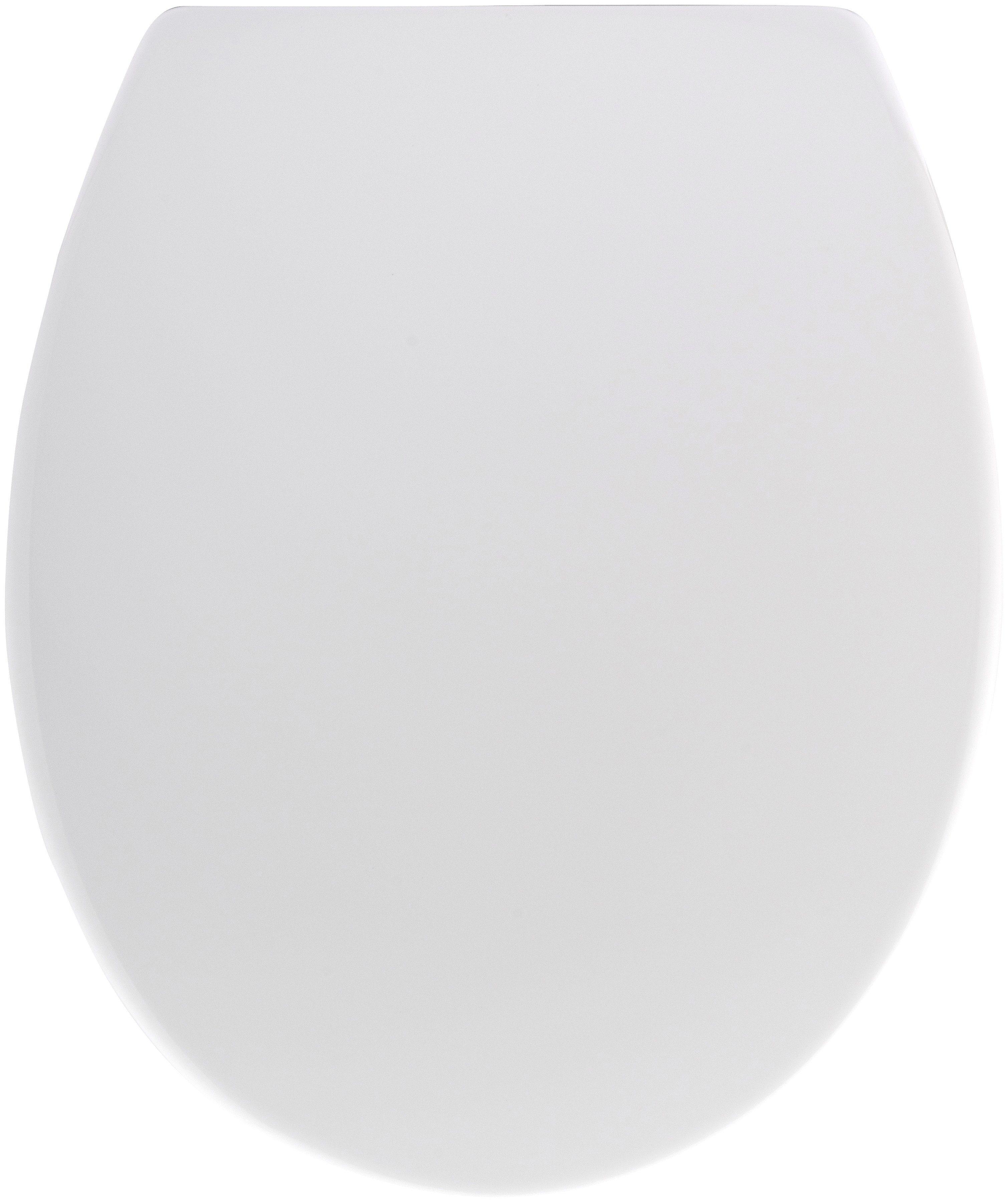 Wenko WC-Sitz »Cento«, Mit Absenkautomatik