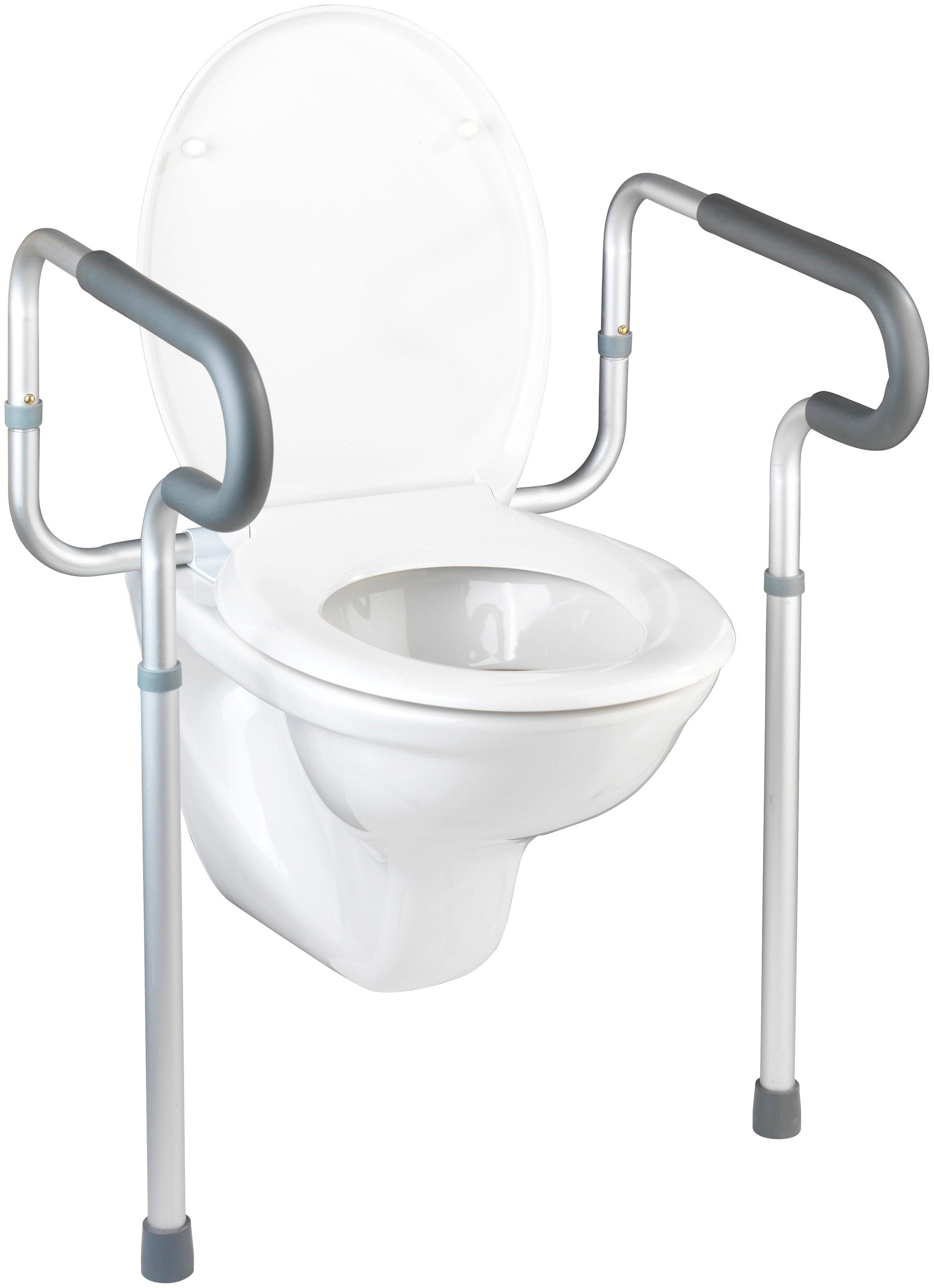 Wenko Haltegriff »Secura WC-Stützhilfe« | Bad > Bad-Accessoires > Haltegriffe | WENKO