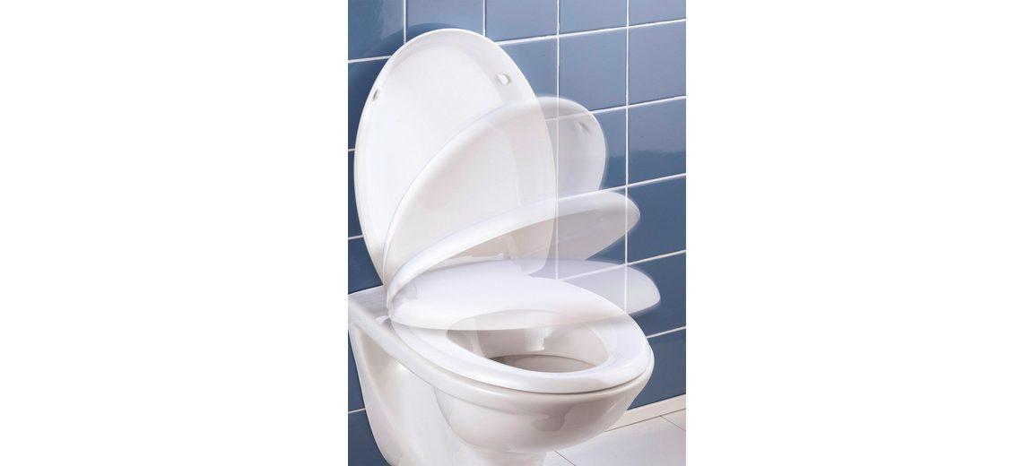 WC-Sitz »Bassano«, Mit Absenkautomatik