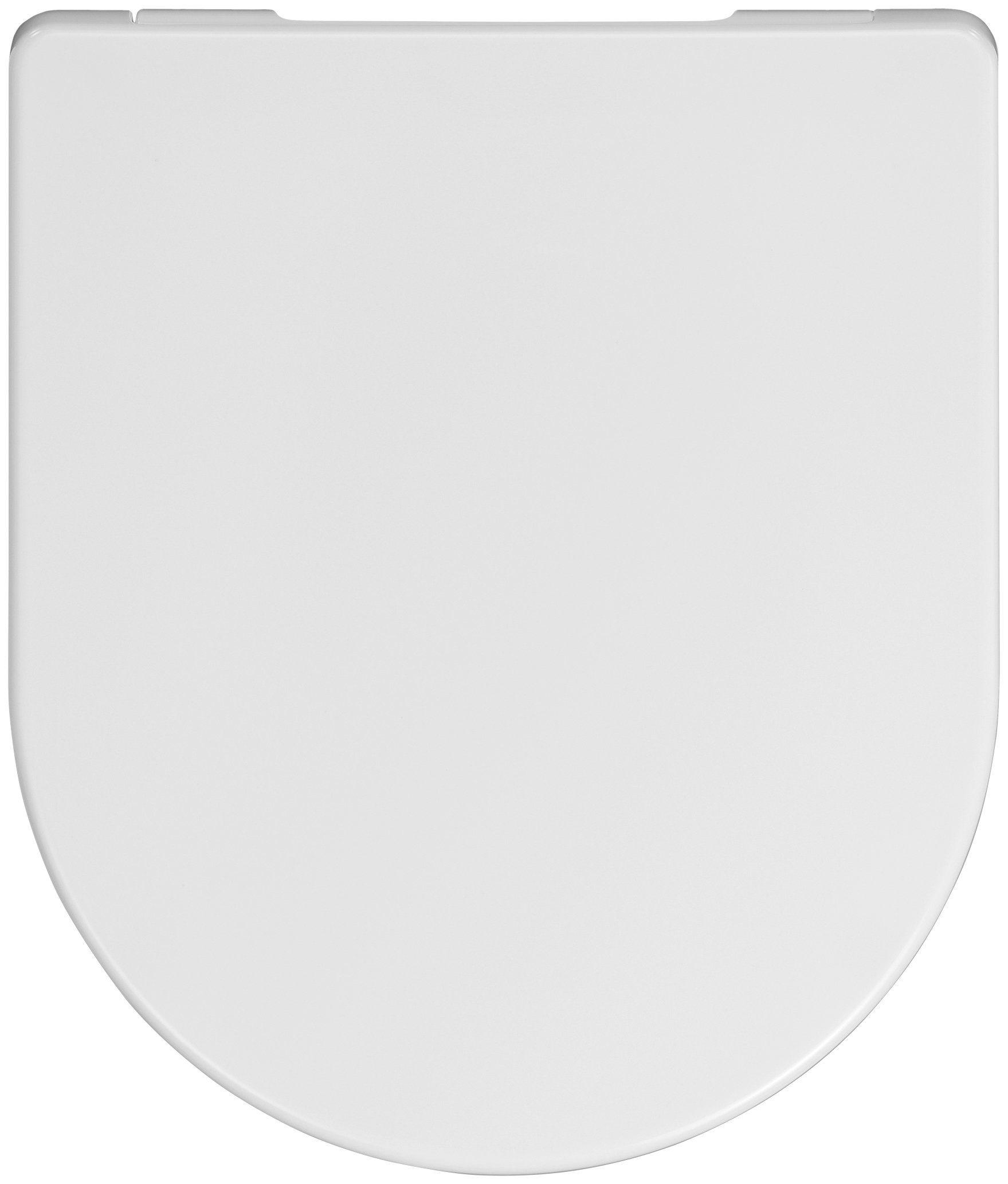 Wenko WC-Sitz »Budrio«, Mit Absenkautomatik