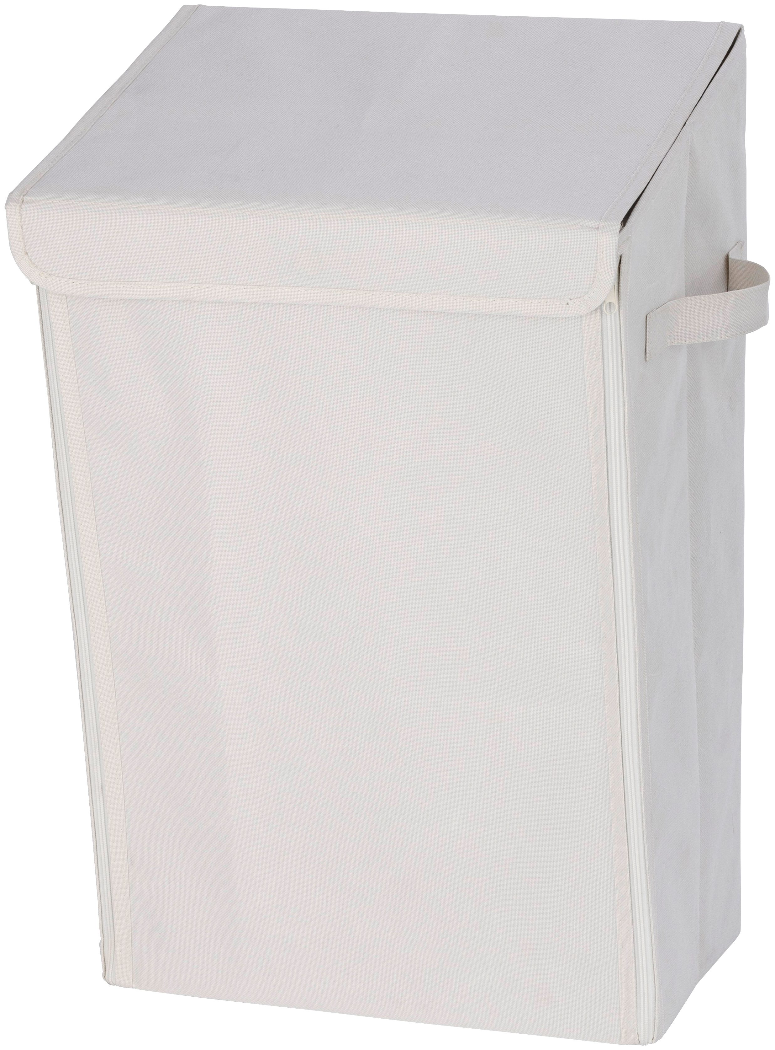 Wäschesammler »Mobiler Wäschesammler beige«