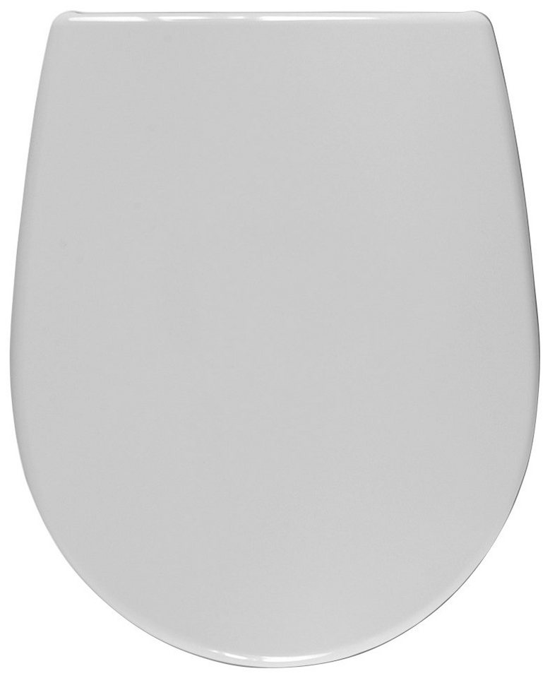 WC-Sitz »Arosa«, Mit Absenkautomatik in weiß