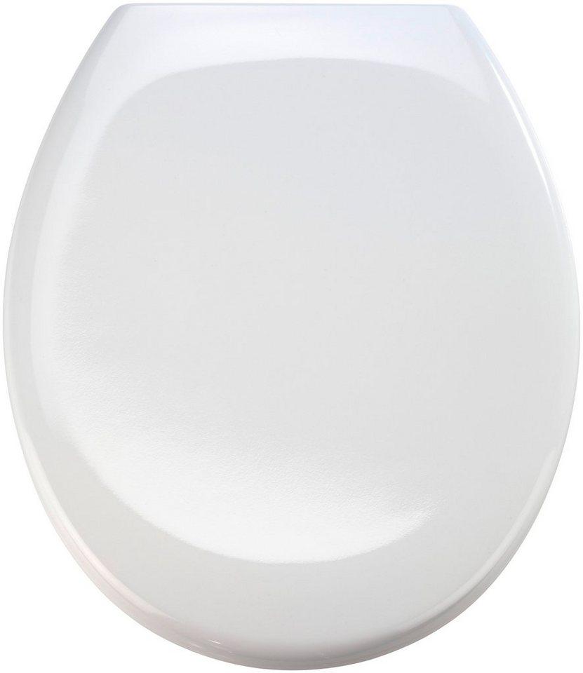 WC-Sitz »Ottana«, Mit Absenkautomatik in weiß