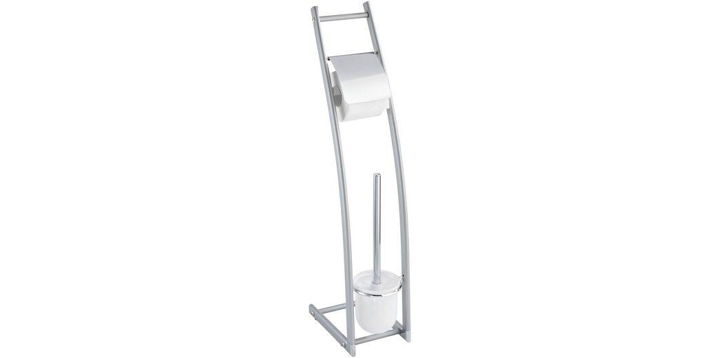 WC-Garnitur »Aluminio Stand WC-Garnitur Alicante«
