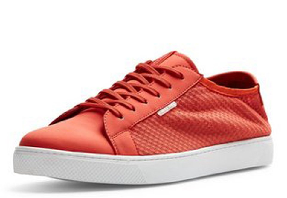 Jack & Jones Schuhe in CHERRY TOMATO