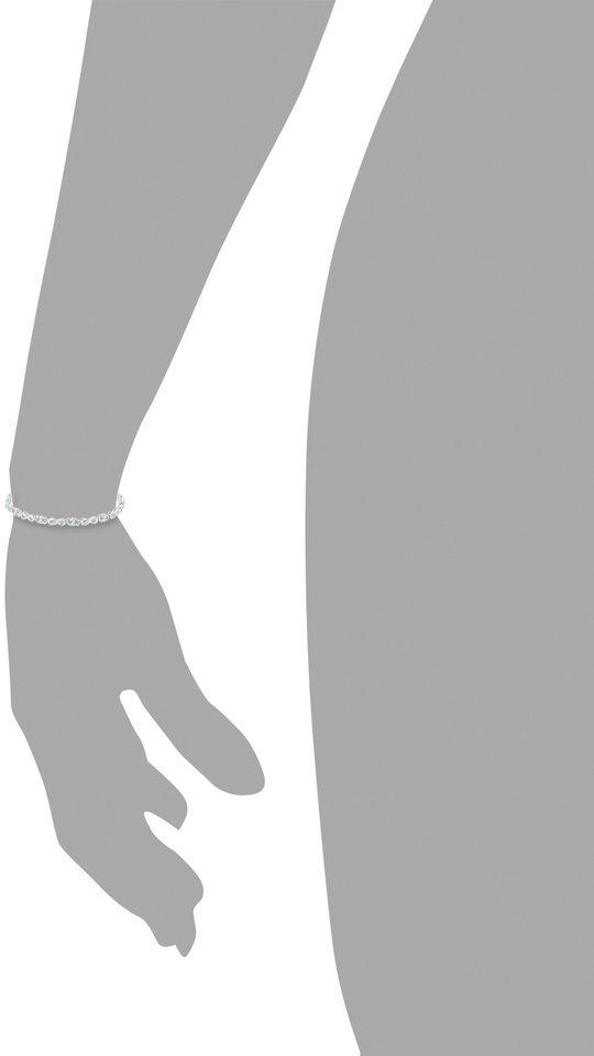 Unendlichkeit« Mit Kaufen »herzenInfinity Amor Silberarmband Online Zirkonia Y6bgvf7y