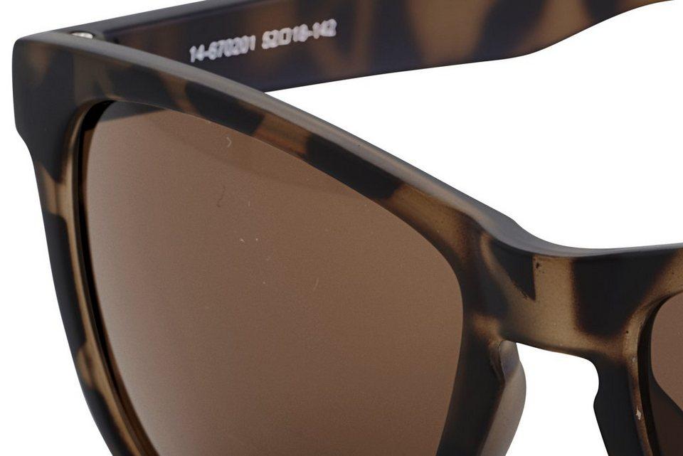 Heine Sonnenbrille in braun