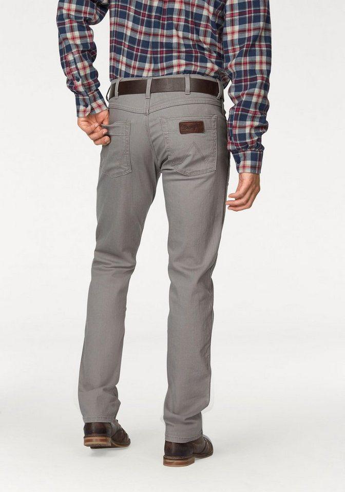 Wrangler Stretch-Jeans »Arizona« Classic Straight in timberwolf