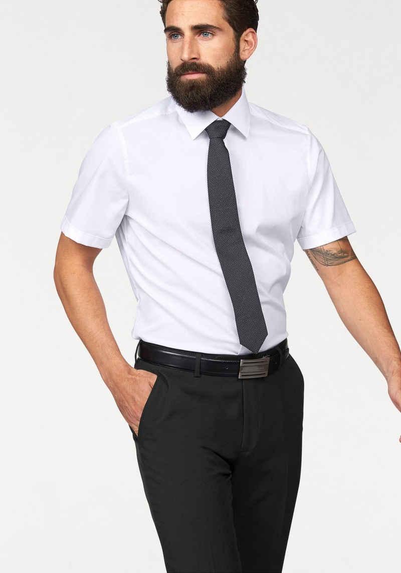 Bruno Banani Businesshemd »Modern-fit« Kurzarmhemd