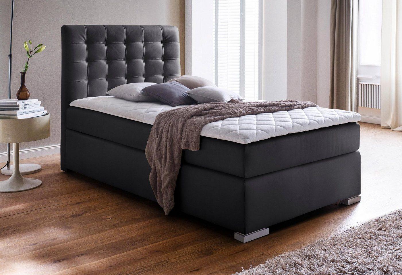 kopfteil boxspringbetten preisvergleiche erfahrungsberichte und kauf bei nextag. Black Bedroom Furniture Sets. Home Design Ideas