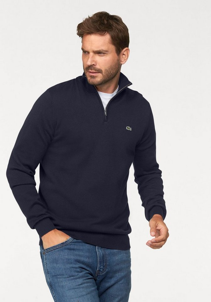 Lacoste Troyer in navy-blue