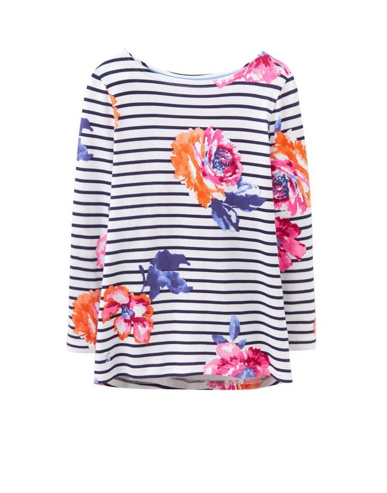 Tom Joule Sweatshirt »HARBOURPRINT« in Rose Stripe