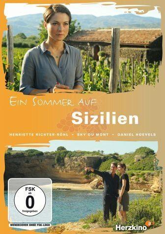DVD »Ein Sommer auf Sizilien«