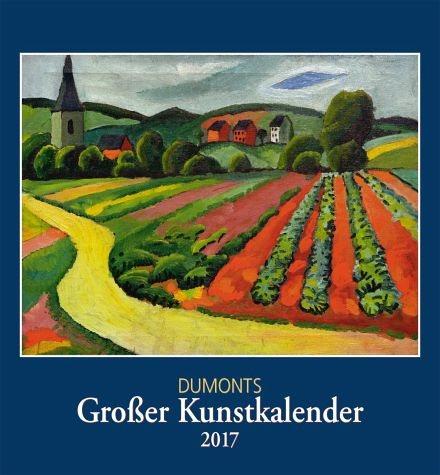 Kalender »DuMonts Großer Kunstkalender 2017«