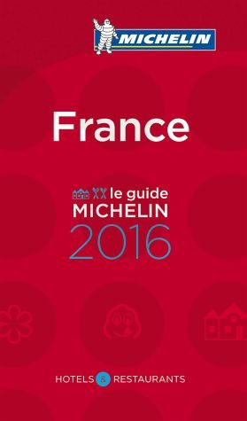 Gebundenes Buch »MICHELIN France 2016«