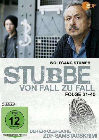 DVD »Stubbe - Von Fall zu Fall: Folge 31-40 (5 Discs)«