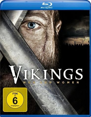 Blu-ray »Vikings - Men and Women (2 Discs)«