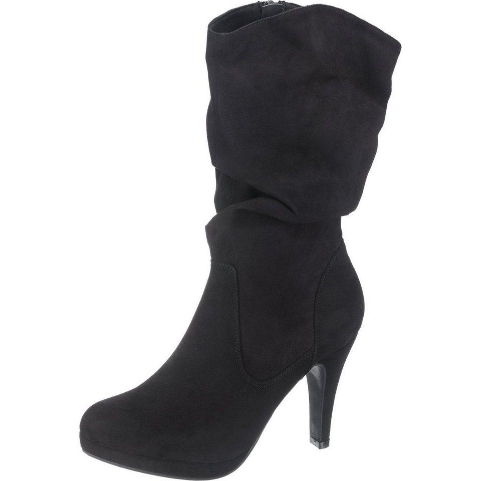 Jane Klain Stiefel in schwarz