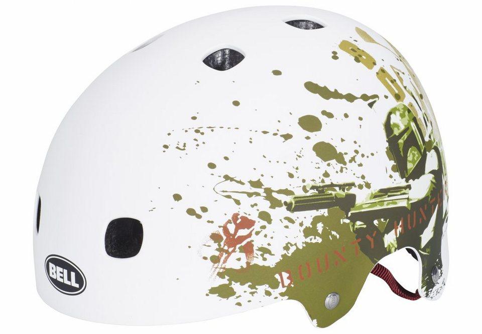 Bell Fahrradhelm »Segment Star Wars Helmet Junior« in weiß