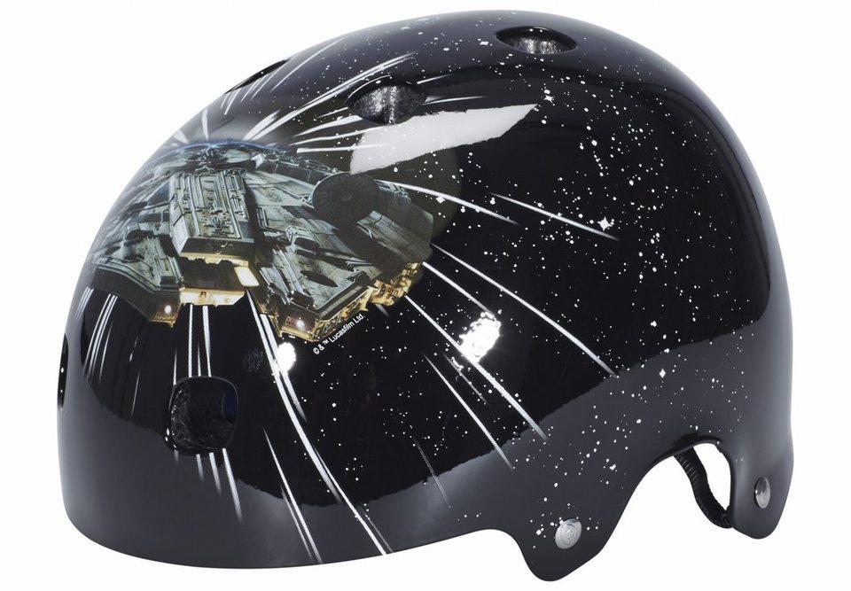Bell Fahrradhelm »Segment Star Wars Helmet Junior« in schwarz