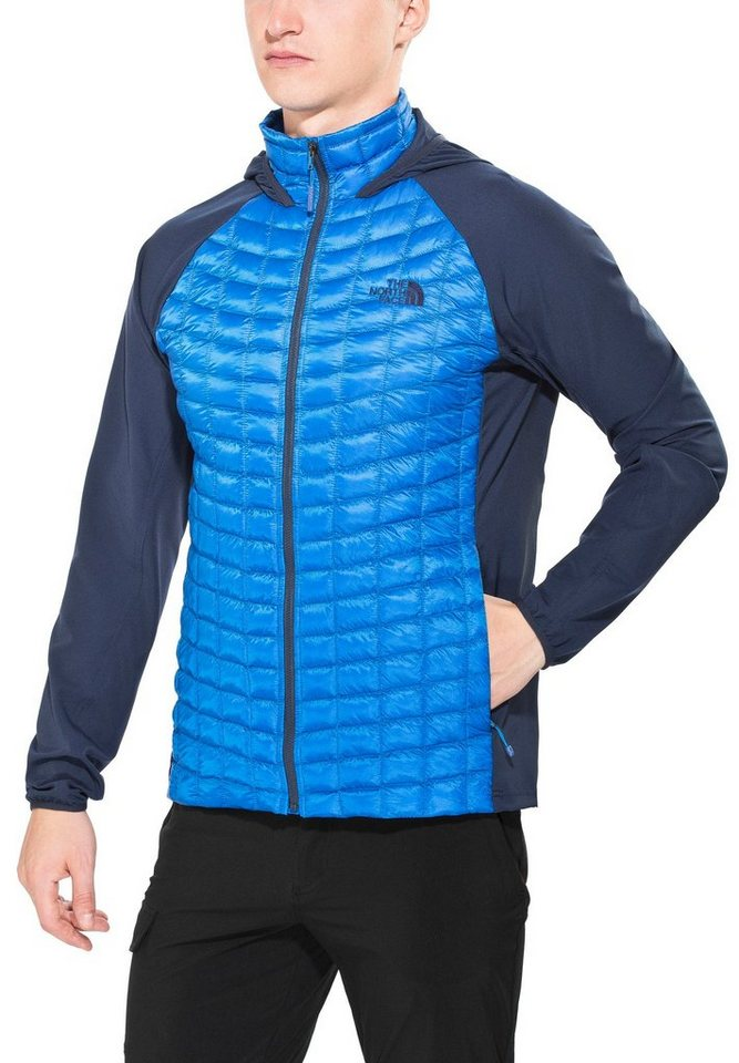 The North Face Outdoorjacke »Thermoball Hybrid Hoodie Men« in blau