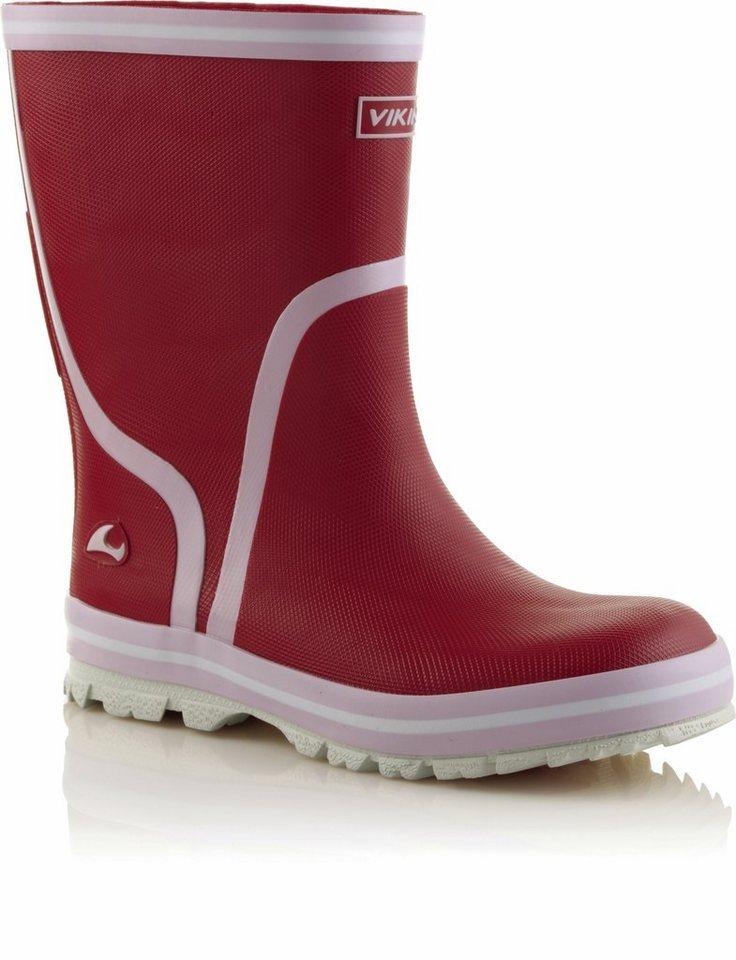 Viking Stiefel »New Splash Boots Kids« in rot