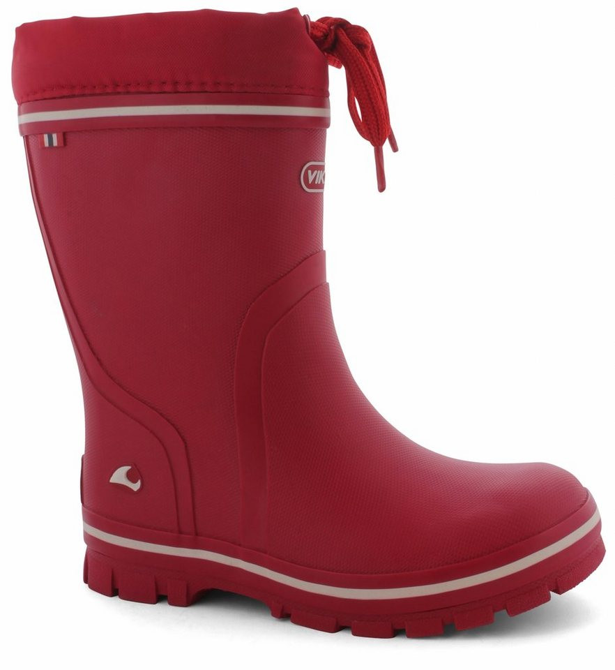 Viking Stiefel »New Splash Winter Boots Kids« in rot