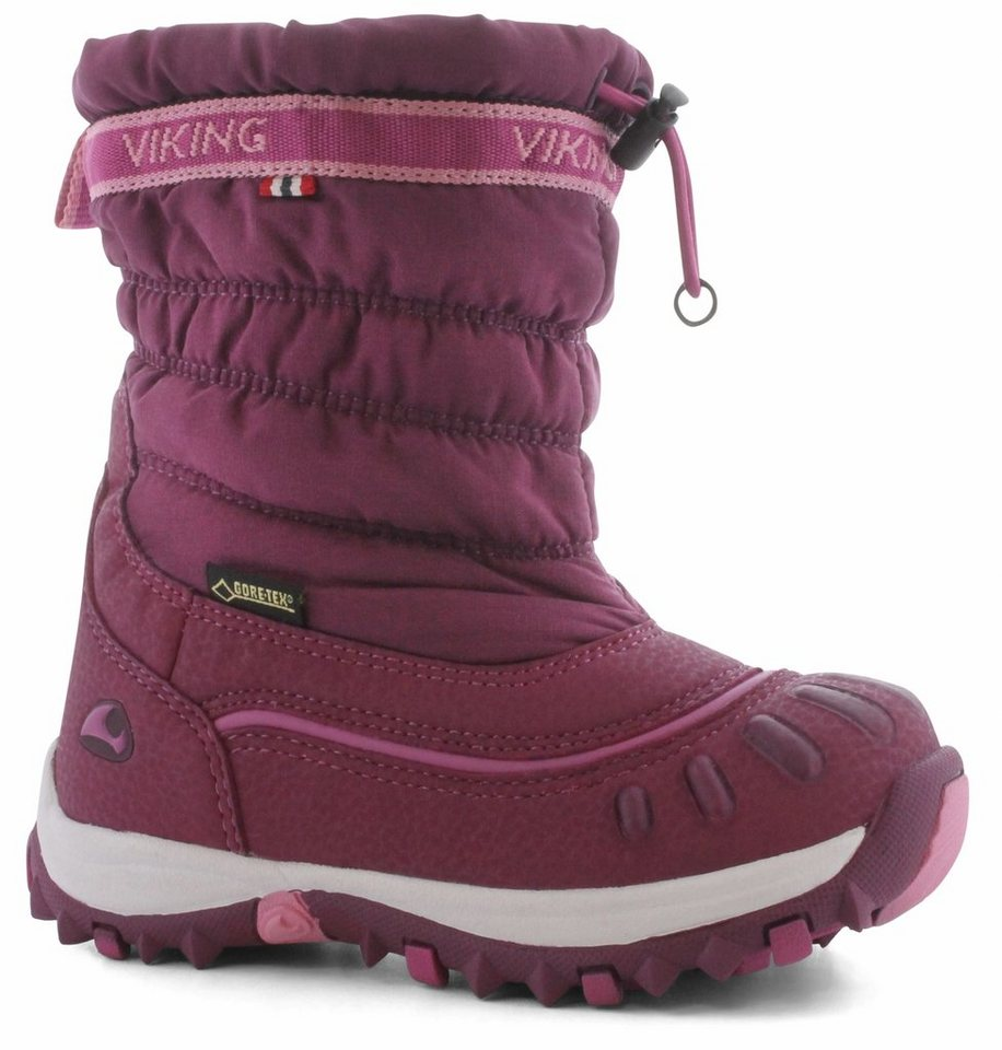 VIKING Stiefel »Windchill GTX Boots Kids« in lila