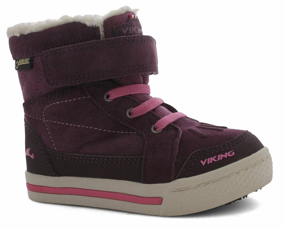 Viking Halbschuhe »Folda GTX Shoes Kids« in lila
