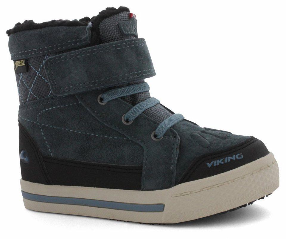 Viking Halbschuhe »Folda GTX Shoes Kids« in blau