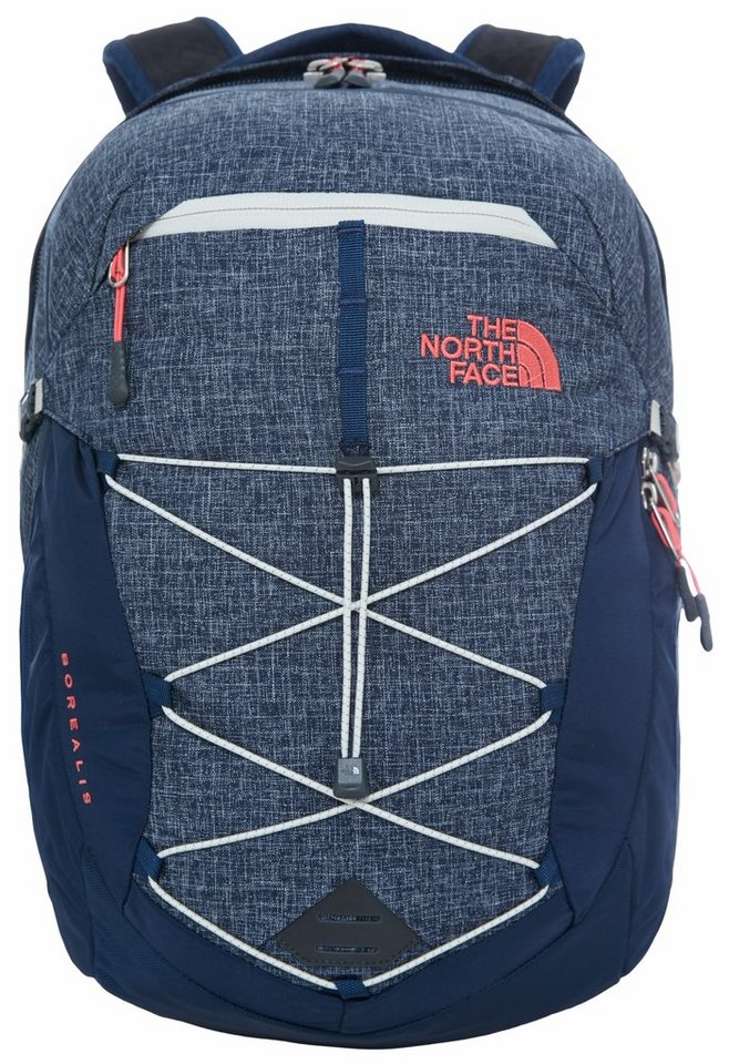 The North Face Sport- und Freizeittasche »Borealis Backpack Women« in blau