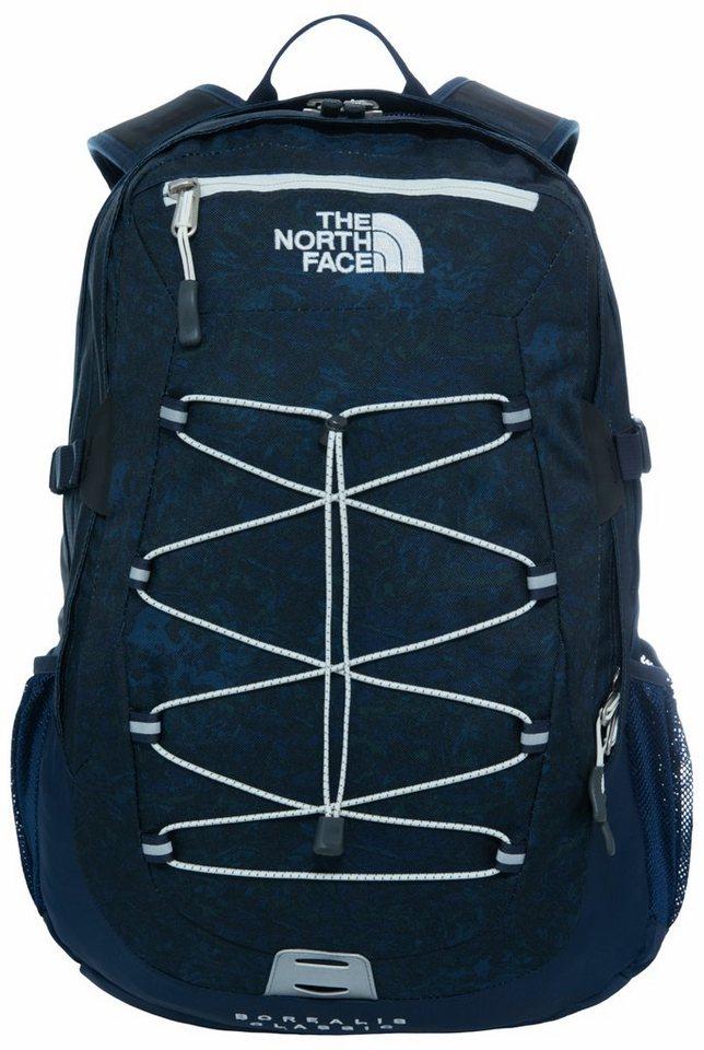 The North Face Sport- und Freizeittasche »Borealis Classic Backpack« in blau