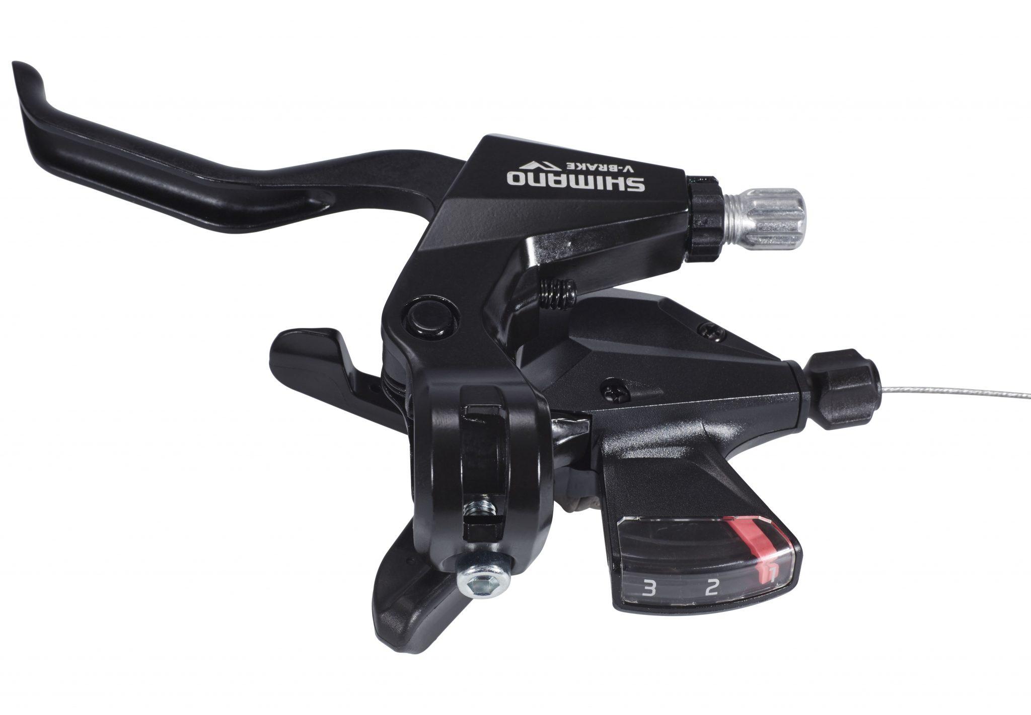 Shimano Bremshebel »Altus ST-M310 Schalt-/Bremshebel 3-fach links«