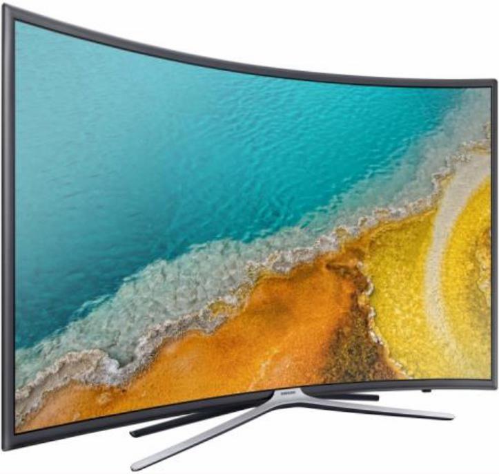 Samsung UE40K6379 Curved-LED-Fernseher (40 Zoll, Full HD, Smart-TV) inkl. 48 Monate Garantie
