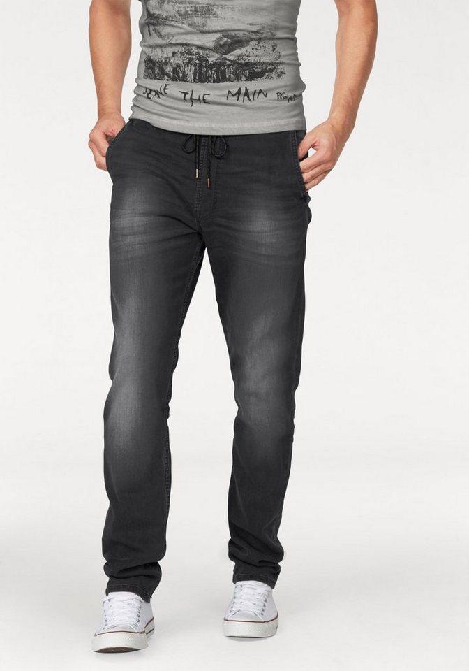 Wrangler Jogg Pants in schwarz