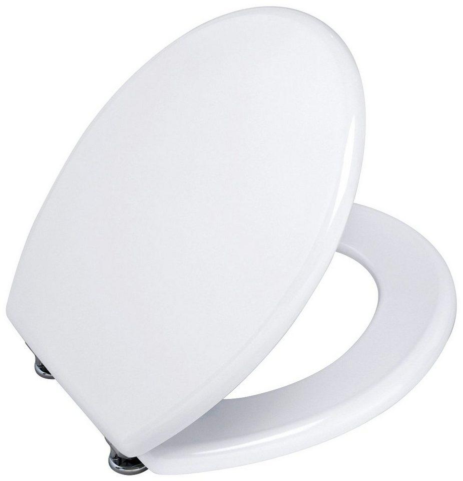 WC-Sitz »Prima« in weiß