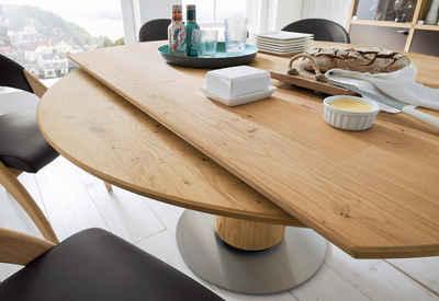 Esstisch rund ausziehbar modern  Esstisch rund online kaufen » Runder Tisch | OTTO