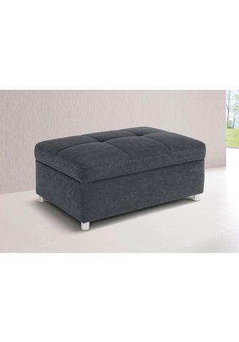 SIT&MORE Sit&more Minkštas pufas »Labene«