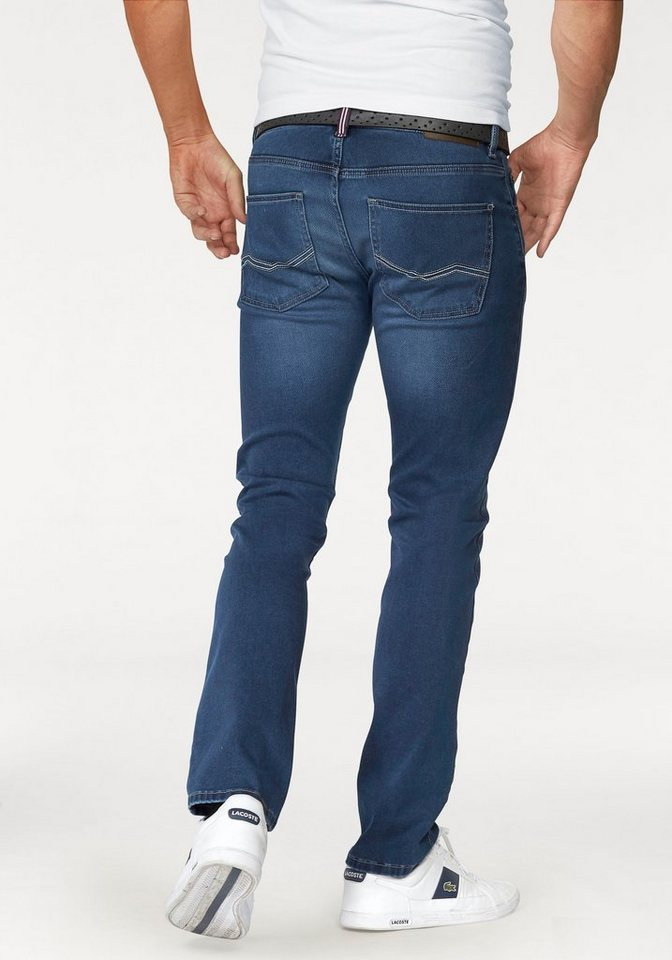 Rhode Island Jogg Pants »Boum« Stretch in blue-used