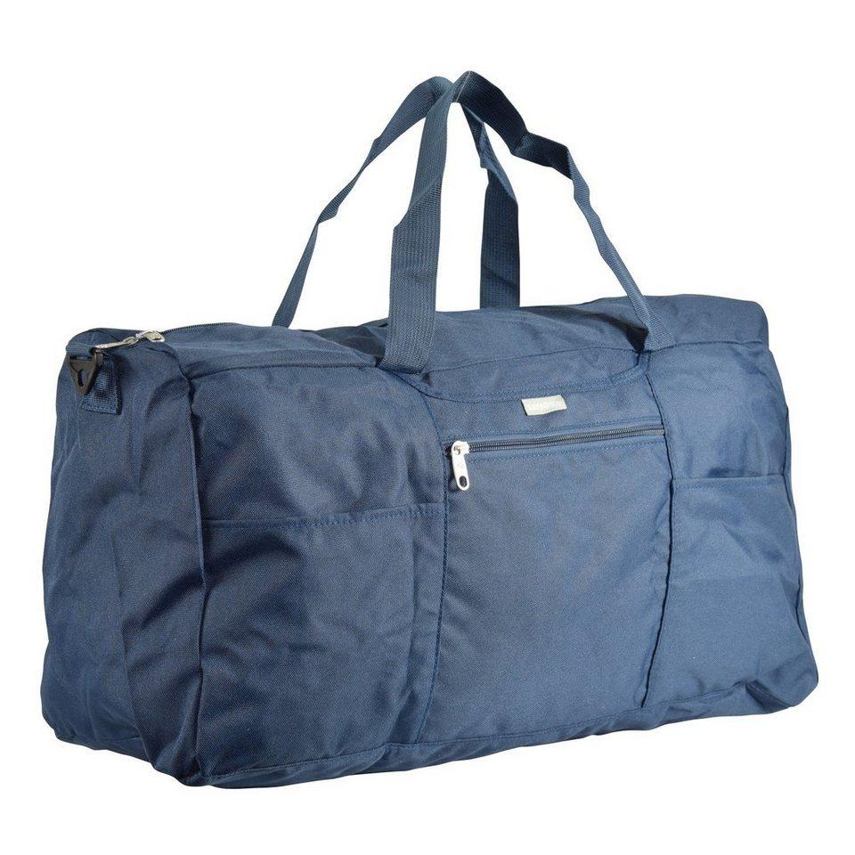 Samsonite Travel Accessories Reisetasche Sporttasche 55 cm in indigo blue