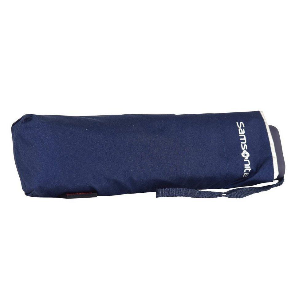 Samsonite Accessoires Rainsport Taschenschirm 25 cm in dark blue