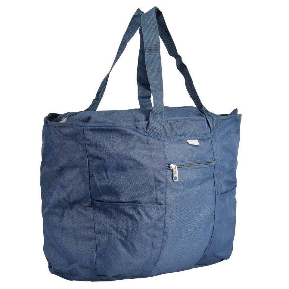 Samsonite Travel Accessories Shopper Tasche 39 cm in indigo blue